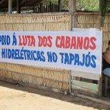 Momento de celebración. Brasil: megaproyecto sobre el rio Tapajós tiene negada la licencia ambiental. Entrevista con dirigente del MAB